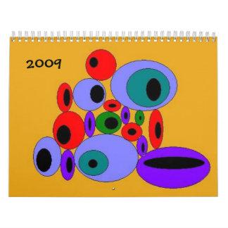 2009 - Customized - Customized Wall Calendar