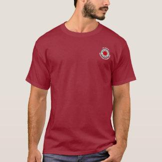 2009 Elite Karate Training Camp Logo (Red) T-Shirt