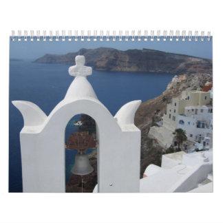 2009 Europe Wall Calendars