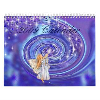 2009 Fairy Calandar Calendar