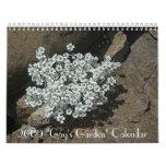 """2009 """"Gay's Garden"""" Calendar"""
