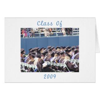 2009 Graduate Greeting Card
