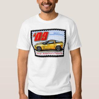 2009 GT1 Championship Corvette Tee Shirt