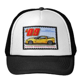 2009 GT1 Championship Corvette Trucker Hat