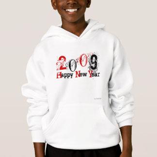 2009 Happy New Year- Customized  by iLuvit.Biz Hoodie