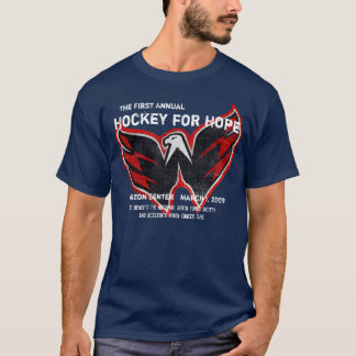 2009 Hockey for Hope T-Shirt