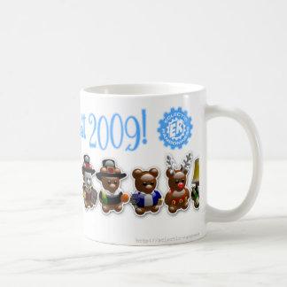 2009 Holiday Bear Collector's Mug