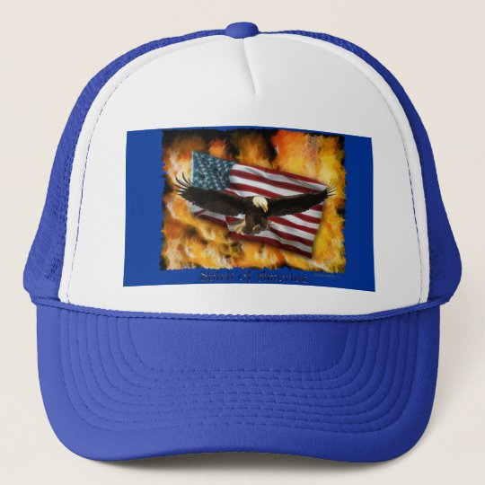 2009 Inauguration Commemorative Collection Trucker Hat