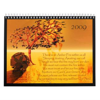 2009 Inner Awareness Calendar
