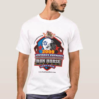 2009 Iron Horse Winners - Olentangy Patriots T-Shirt