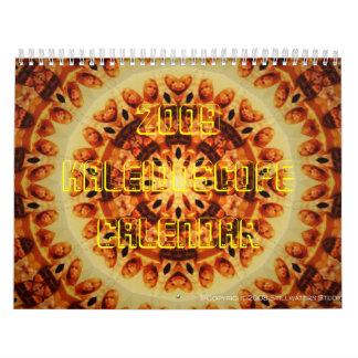 2009 Kaleidoscope Calendar