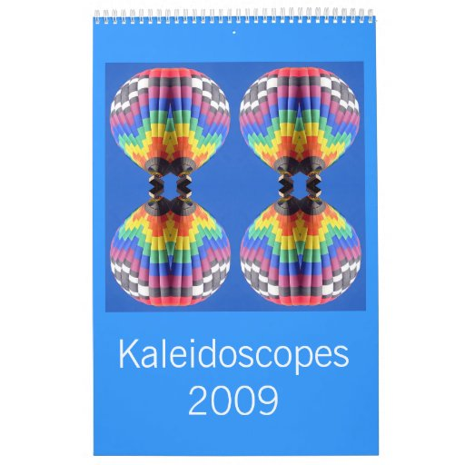 2009 Kaleidoscopes Calendar