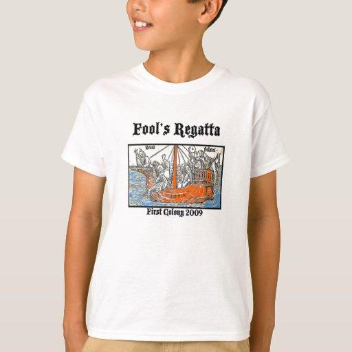 2009 Kid's Fools Regatta TShirt
