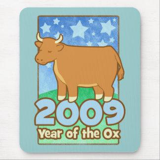 2009 Kids Year of Ox Mousepad