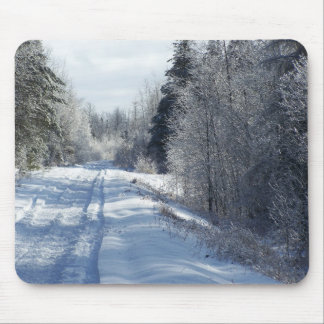 2009_Maine_Winter_26 Mouse Pad