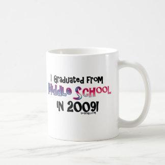 2009 Middle School Graduate Coffee Mug