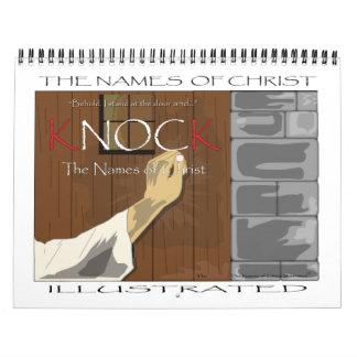 2009 N.O.C. Calendar Illustrated Calendario