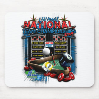 2009 National Team Championships Mouse Pad