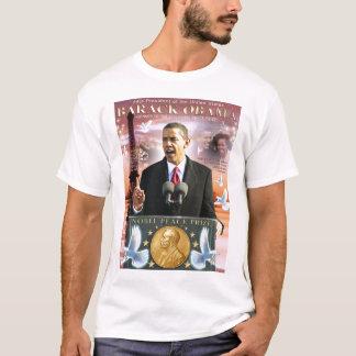 2009 Nobel Peace Prize Laureate - Men's T-Shirt