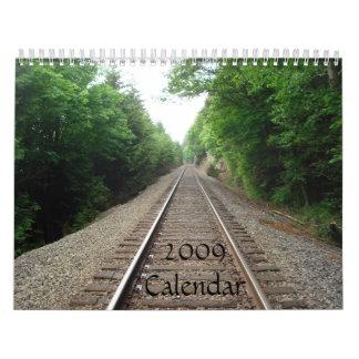 2009 Northwest Calendar