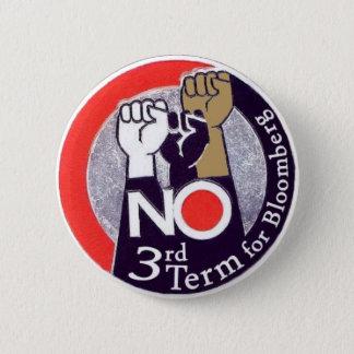 2009 NY Mayor anti-Bloomberg Pin