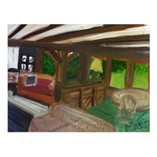 2009 Old Amagansett Beach House Postcard