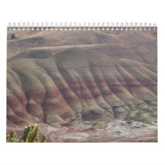 2009 Oregon Calendar