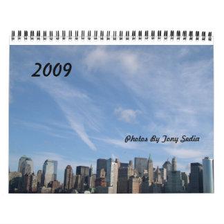 2009 photos - Customized Calendar