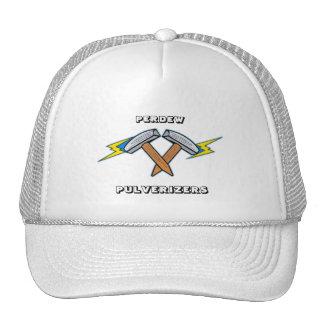 2009 PULVERIZERS TRUCKER HAT