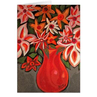 2009_Red_Vase Card
