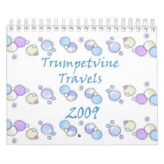 2009 Sketch Calendar