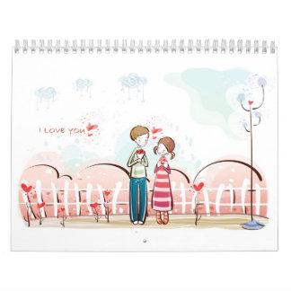2009 Sweet Lover Calendar 2009