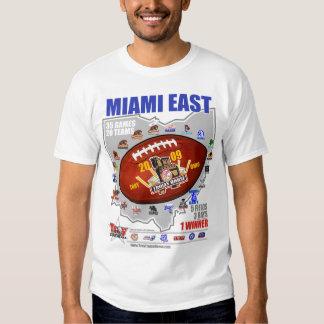 2009 Trojan Horse - Miami East T-shirt