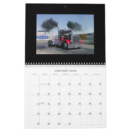 2009 truck calender calendar