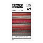 2009 Vibrant Openness Rug by Wendy S. Bertrand Postage Stamp