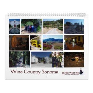 2009 Wine Country Sonoma Calendar (AWB) calendar