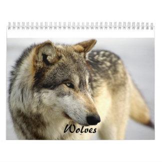2009 Wolves Calendar