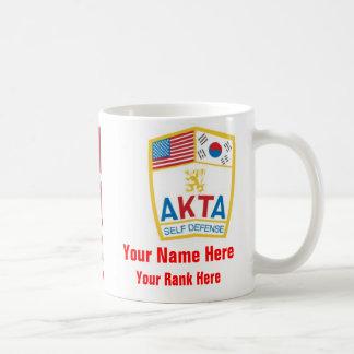 200-2 AKTA Customizable Insignia Mug