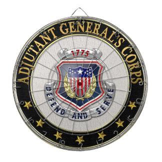 [200] AG Corps Regimental Insignia [3D] Dartboard