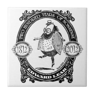 ¡200 años de ABSURDO! Azulejo Cuadrado Pequeño