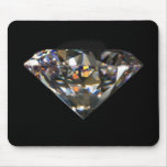 200 Carat Diamond Mouse Pad