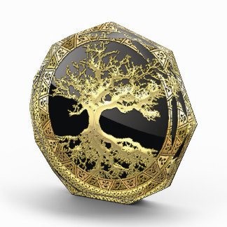 [200] Celtic Tree of Life [Gold] Award