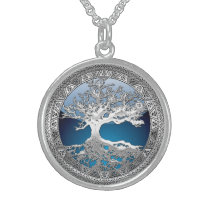 [200] Celtic Tree of Life [Silver]