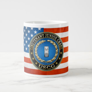 [200] CG: Lieutenant (Junior Grade) (LTJG) Giant Coffee Mug