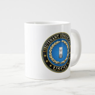 [200] CG: Lieutenant (Junior Grade) (LTJG) Large Coffee Mug