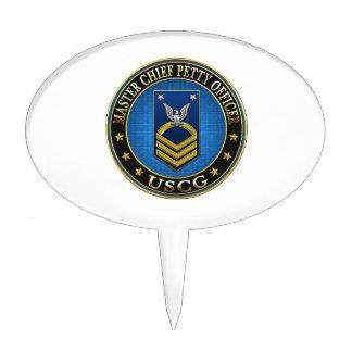 [200] CG: Master Chief Petty Officer (MCPO) Cake Topper