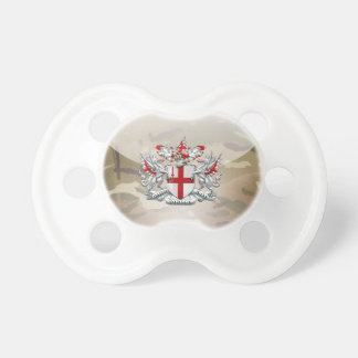 [200] City of London - Coat of Arms Pacifier