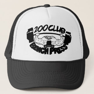 200 Club Bench Press Hat