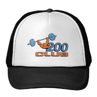 200 Club Mesh Hat