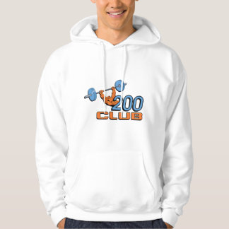 200 Club Hooded Pullover